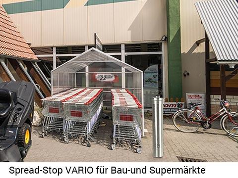 Der variable Desinfektionsmittelspender für den Einzelhandel